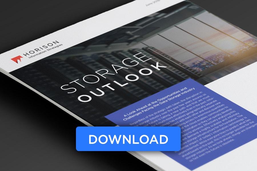 Storage Outlook 2016